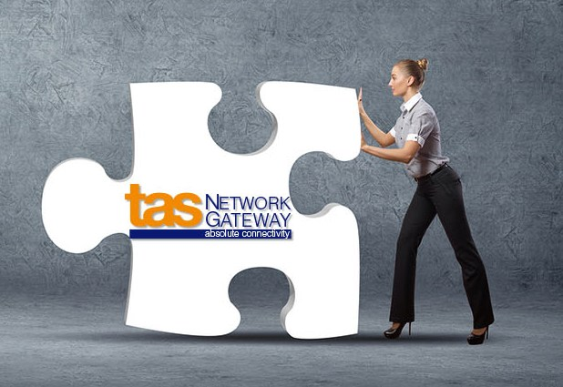 TAS Network Gateway solution for TARGET2-Securities